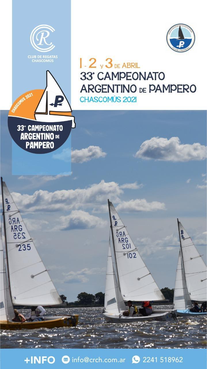 XXXIII CAMPEONATO ARGENTINO DE PAMPERO